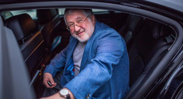 Сытник заявил, что НАБУ движется к тому, чтобы начать объявление подозрения Коломойскому