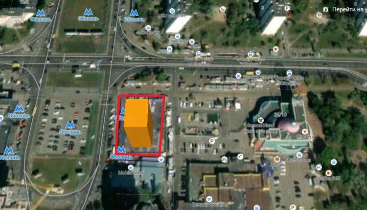 В расследовании строительства жилкомплекса Obolon Plaza в Киеве назначили экспертизу