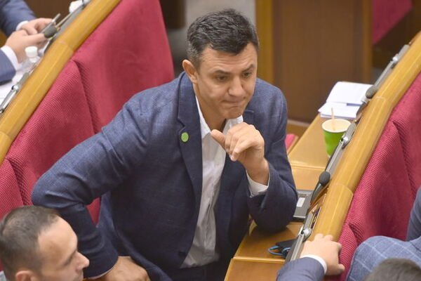 "Александр Деркач: ""Депутат-ресторатор напомнил один анекдот"""