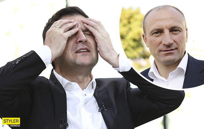 Мэр Черкасс выполнил обещание и подал в суд на Зеленского