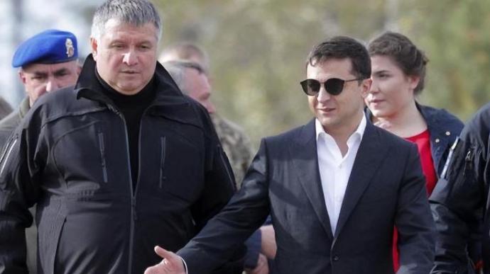 Аваков предлагал Зеленскому уйти добровольно