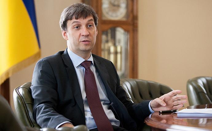 Олег Чурий получил за год 3,5 млн гривен зарплаты в Нацбанке