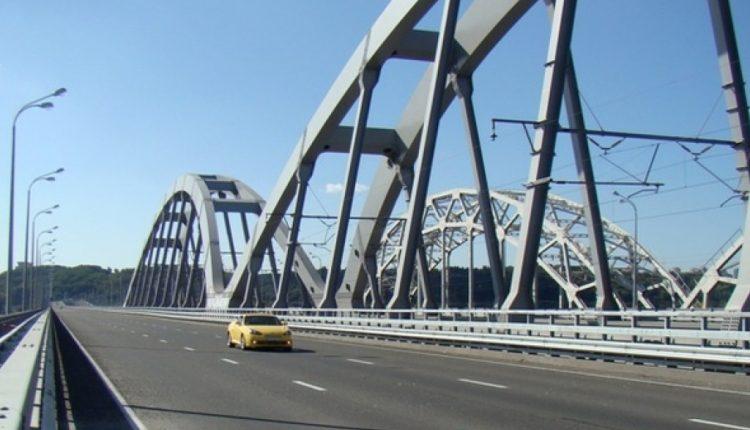 Достройку Дарницкого моста в столице оценили в 1,2 млрд