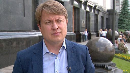 Нардеп Андрей Герус получил почти 8 млн гривен дохода