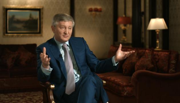 Ринат Ахметов уходит от дефолта
