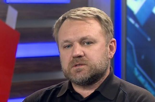 Виталий Кропачев вне закона