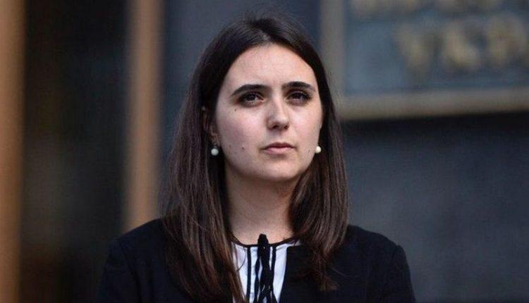 Пресс-секретарь президента Юлия Мендель за год заработала 936 тысяч