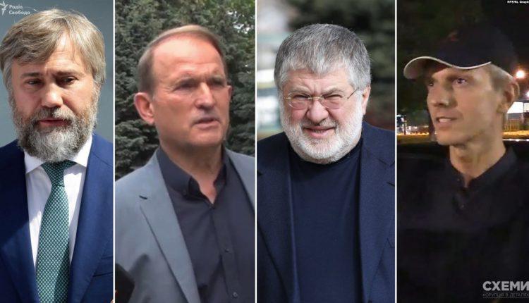 Во время карантина олигархи получали разрешения на полеты по Украине и за границу