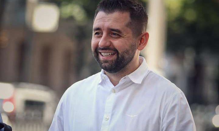 Давид Арахамия в 10 раз занизил в декларации стоимость своего нового дома под Киевом