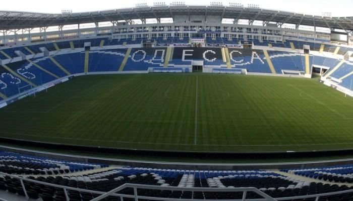 """Продажа одесского стадиона """"Черноморец"""" срывается из-за его ареста"""