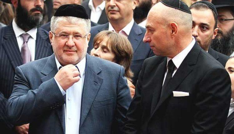 """""""Приватбанк"""" заявляет в суде в США об отмывании Коломойским и Боголюбовым $760 млн"""