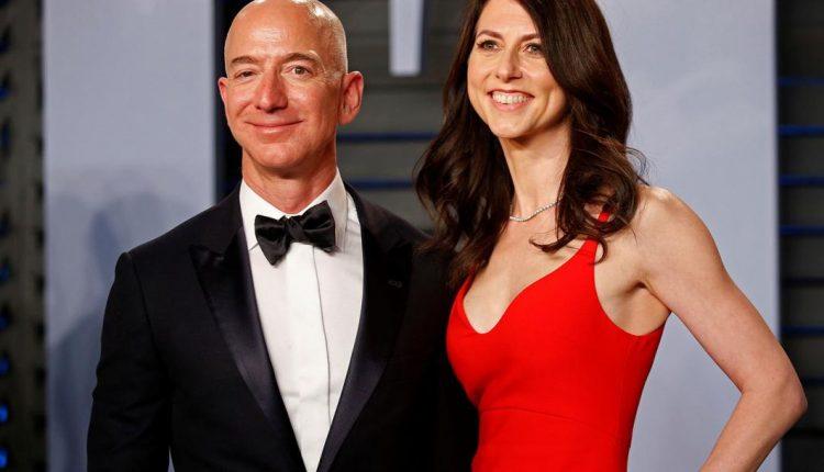Бывшая супруга Безоса стала самой богатой женщиной США