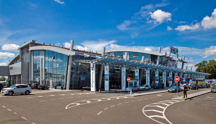 Аэропорт Киев сократит 50% персонала