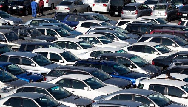 Подержанных авто в Украине продается в 4 раза больше, чем новых