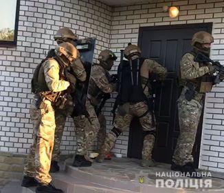 Под Киевом обезвредили банду, напавшую на дом бизнесмена в Козине