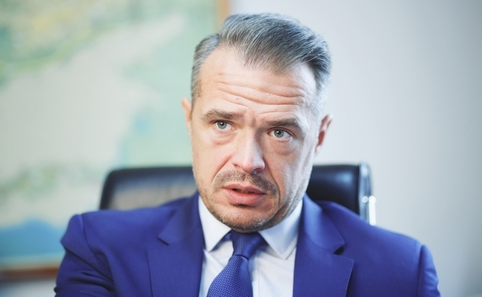 Экс-главу Укравтодора Славомира Новака арестовали на три месяца