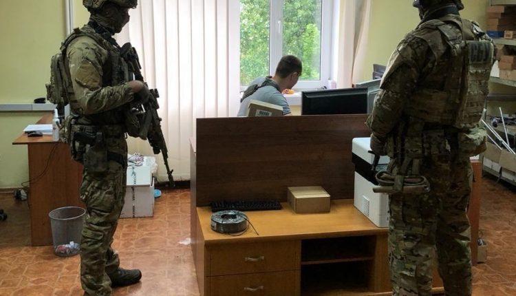 Правоохранители проводят обыски у менеджмента государственного «Центрэнерго»