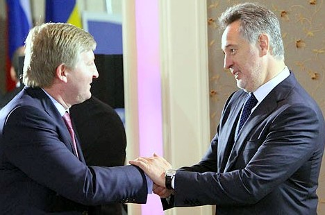 Ахметов, Фирташ и Пинчук названы самыми богатыми людьми Украины