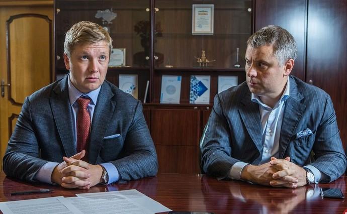 """Витренко и Коболев по-разному пояснили причины 11,5 млрд гривен убытков """"Нафтогаза"""""""