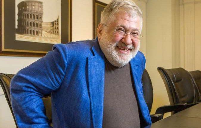 Коломойский получит контроль над медиа беглого Курченко
