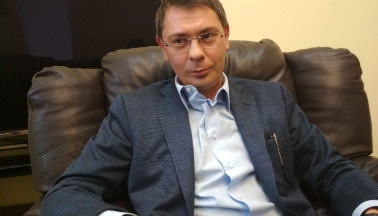 Дмитрий Крючков: Я бы скромно молчал на месте Фирташа