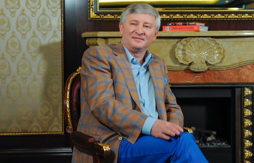 """Состояние Рината Ахметова оценили в $6,6 млрд – это 1/5 """"веса"""" сотни самых богатых людей страны"""