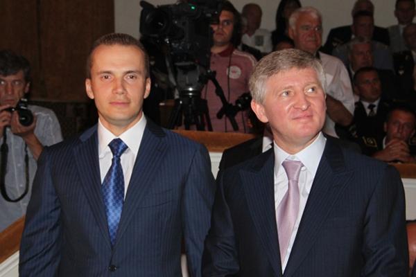 Ахметов примиряется с Януковичем