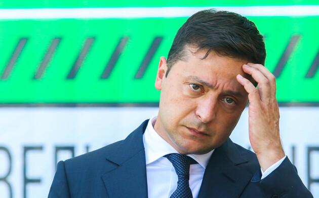 """Юлия Самаева: """"Зеленский Шредингера"""""""