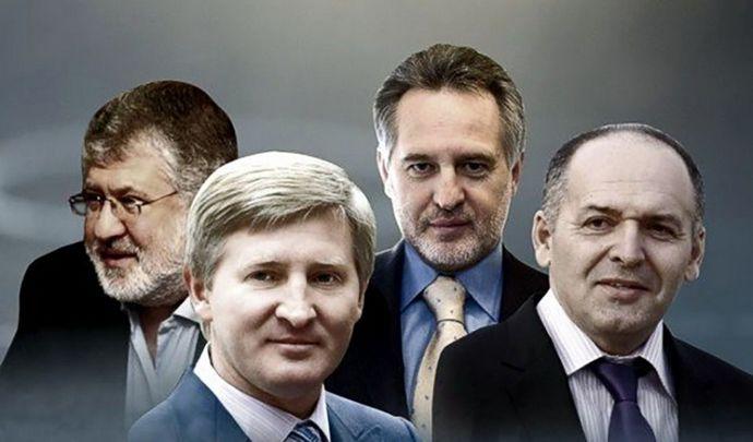 """Александр Гончаров: """"Государство долго не протянет с парализованной олигархами властью"""""""
