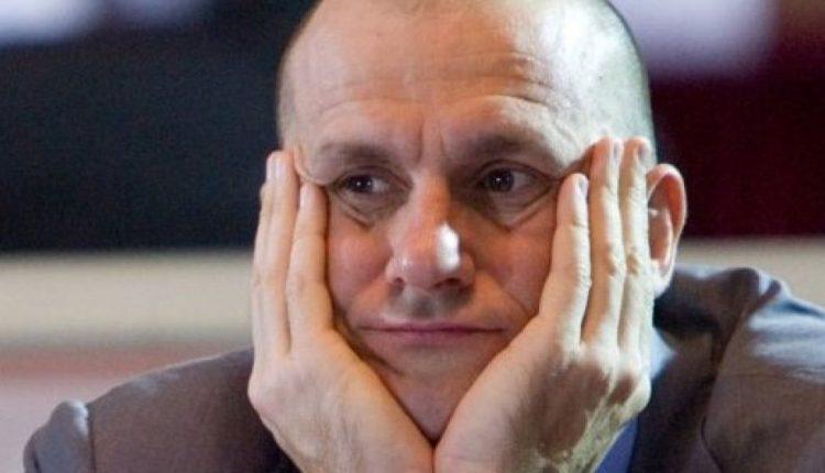 Григоришина заочно осудили на четыре года в России