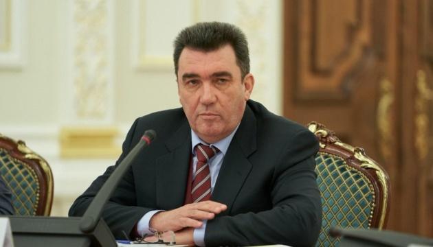 Данилов анонсировал новые санкции в отношении депутатов