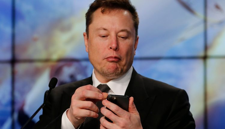 Маск потерял миллиарды и первенство среди самых богатых людей планеты