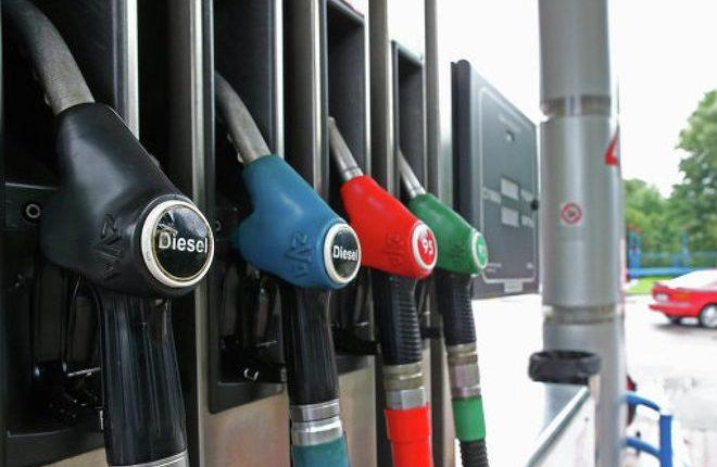 В рознице продолжается рост цен на бензин и дизтопливо