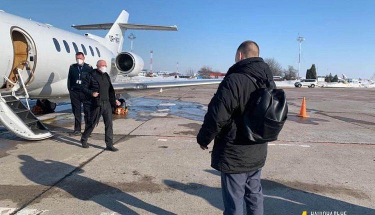 В Борисполе задержали бывшего первого замглавы «Приватбанка»