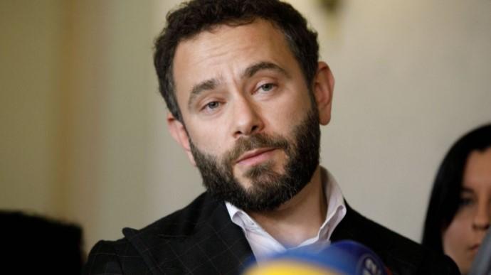 """Дубинского """"отчислили"""" из фракции """"Слуга народа"""""""