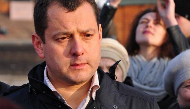 """Ефимов получил подарок из """"ДНР"""""""