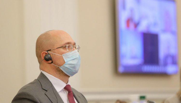 Шмыгаль заявил, что государство готово выплатить ФОПам по 8 тысяч гривен