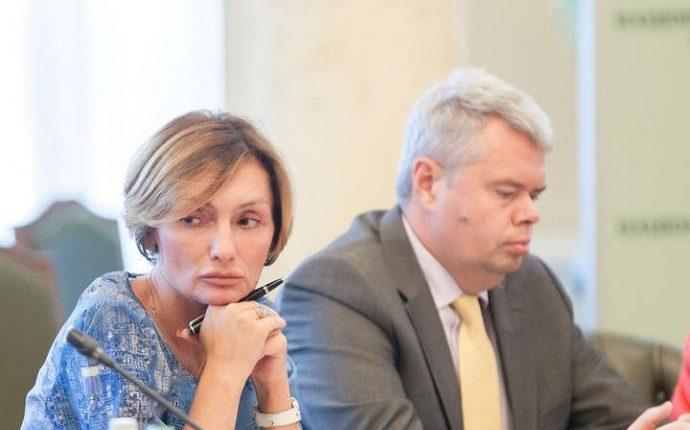 Суд отменил решение Совета НБУ о выговоре и выражении недоверия Рожковой и Сологубу
