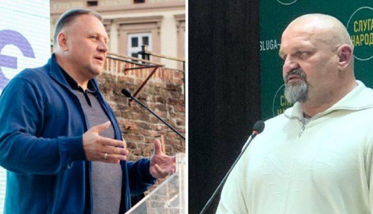 Виктор Небоженко: Два пути в политику