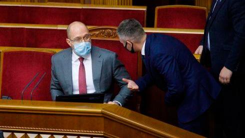 Стало известно, как Шмыгаль и Витренко спорили на заседании Кабмина