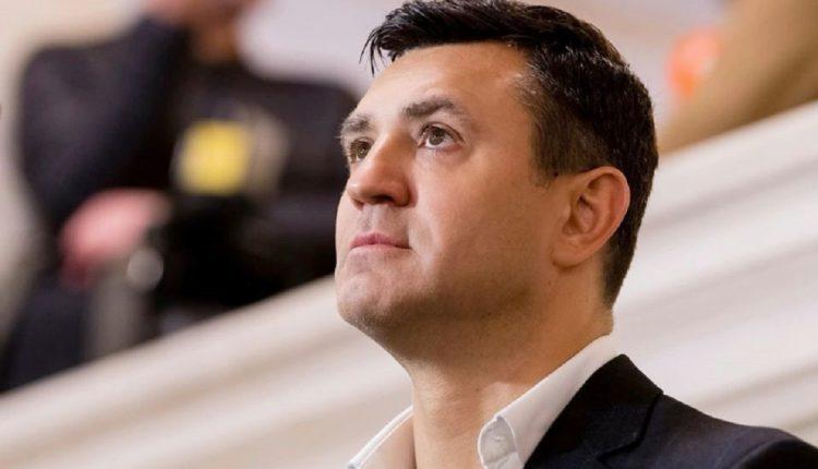 Несмотря налокдаун нардеп Тищенко устроил вечеринку в отеле на Подоле