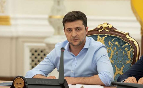 Зеленский собирает 2 апреля заседание СНБО, повестка пока неизвестна