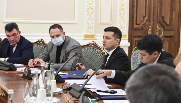 Готовятся новые санкции: Зеленский на 17 сентября созывает СНБО