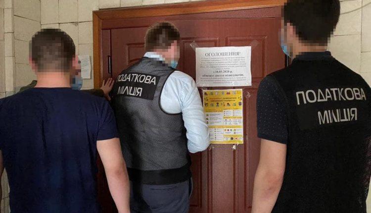 ГФС проводит обыски по факту уклонения от уплаты налогов при строительстве Подольского моста