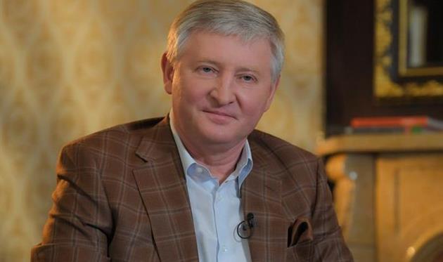 Ринат Ахметов уже 25 лет трудится президентом