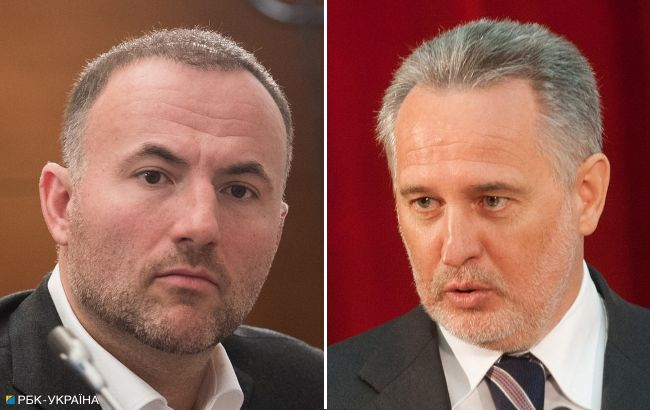 СНБО ввел санкции против Фирташа и Фукса