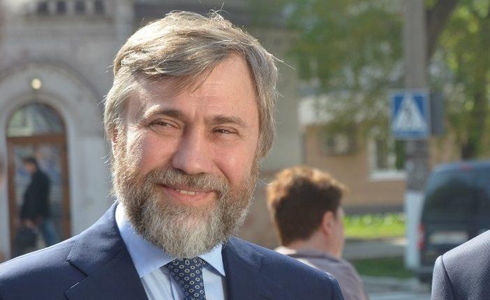 """Новинский вновь овладел """"Амстором"""""""