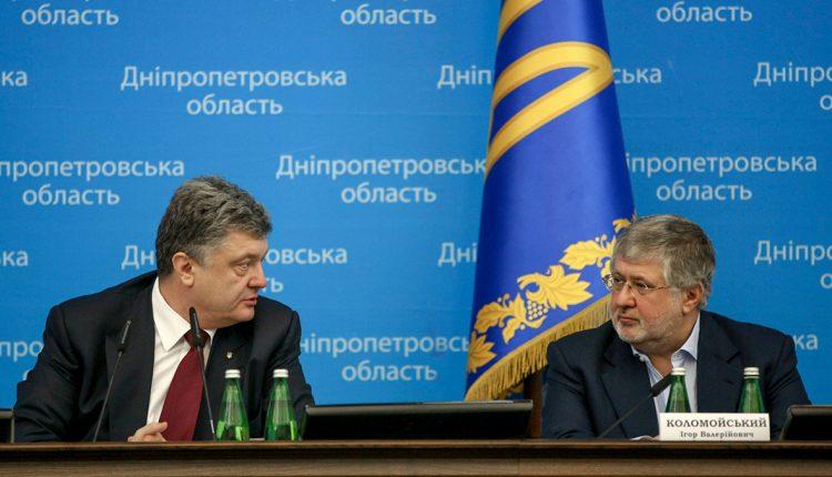 Малюська заявил, что Коломойский и Порошенко попадут в реестр олигархов, а об Ахметове не вспомнил