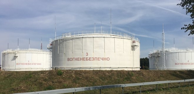"АМКУ открыл дело о передаче актива ""Укртранснафте"""