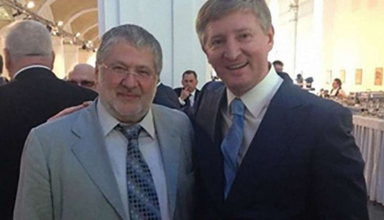 "Виктор Небоженко: ""Судьба антиолигархического закона и президента"""